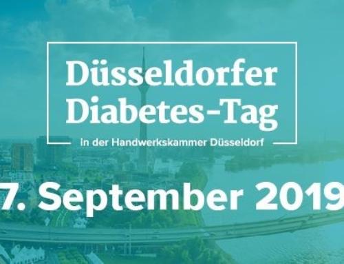 DITG präsentiert sich auf dem Düsseldorfer Diabetes-Tag 2019