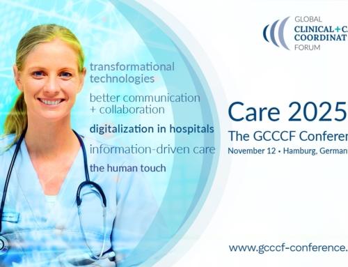 "Die DGG ist Partner der Konferenz ""Care 2025"""