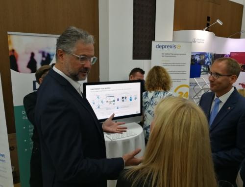 """Das DITG auf dem eHealth-Kongress 2019 zum Thema """"Gesundheitsversorgung im digitalen Zeitalter"""""""