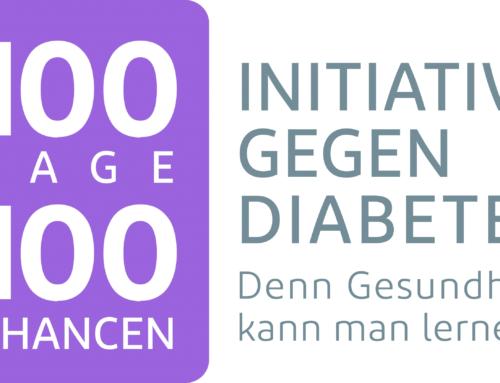 """Das kostenfreie Lebensstil-Interventionsprogramm """"100 Tage, 100 Chancen"""" für Menschen mit Typ-2 Diabetes geht in die nächste Runde"""