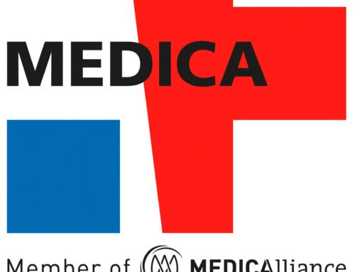 Besuchen Sie die DGG auf der Medica 2018 in Düsseldorf!