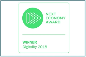 next economy award: Digitality