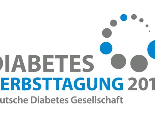 Besuchen Sie die DGG auf der Diabetes Herbsttagung 2018 in Wiesbaden!